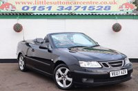 2007 SAAB 9-3 1.9 VECTOR TID CONVERTIBLE 2d 150 BHP £1900.00