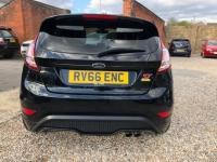 USED 2016 66 FORD FIESTA  1.6 EcoBoost ST-3 3dr Zero Deposit Low Rate Finance Available