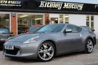 USED 2011 11 NISSAN 370Z  3.7 GT 2dr