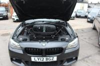 USED 2012 12 BMW 5 SERIES  2.0 520d M Sport Touring 5dr