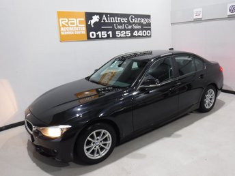 2014 BMW 3 SERIES 2.0 320D EFFICIENTDYNAMICS BUSINESS 4d 161 BHP £10990.00
