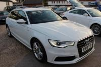 USED 2013 13 AUDI A6 2.0 TDI S line 5dr
