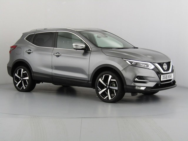 View our 2018 18 NISSAN QASHQAI 1.2 TEKNA PLUS DIG-T 5d 113 BHP