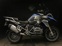 2013 BMW R1200GS TE. 2013. FSH. 23K. ENGINE ONLY DONE 9K MILES. £7950.00