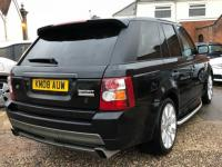 USED 2008 08 LAND ROVER RANGE ROVER SPORT HST 4.2 V8 SUPERCHARGED 1 OWNER FROM NEW