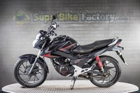 USED 2016 16 HONDA CB125 - USED MOTORBIKE, NATIONWIDE DELIVERY. GOOD & BAD CREDIT ACCEPTED, OVER 600+ BIKES IN STOCK