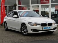 2014 BMW 3 SERIES 2.0 320D EFFICIENTDYNAMICS BUSINESS 4d 161 BHP £9495.00