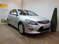 2011 HYUNDAI I30 1.6 COMFORT CRDI 5d 113 BHP £4490.00