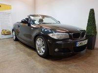 2011 BMW 1 SERIES 2.0 120D M SPORT 2d 175 BHP £6690.00