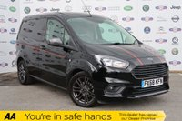 USED 2018 FORD TRANSIT COURIER 1.5 TDCI SPORT 100PS SPORT, AIR CON, DAB, BLUETOOTH