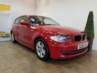 2008 BMW 1 SERIES 2.0 120D SE 3d 175 BHP £3990.00