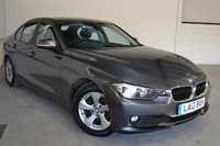 2012 BMW 3 SERIES 2.0 320D EFFICIENTDYNAMICS 4d 161 BHP £10482.00