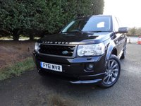 USED 2011 61 LAND ROVER FREELANDER 2.2 SD4 SPORT LE 5d AUTO 190 BHP