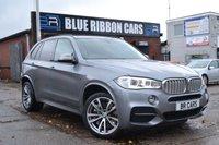 USED 2014 14 BMW X5 3.0 M50D 5d AUTO 376 BHP BIG SPEC, PAN ROOF, 7 SEATS, HEADS UP, KEYLESS + MORE