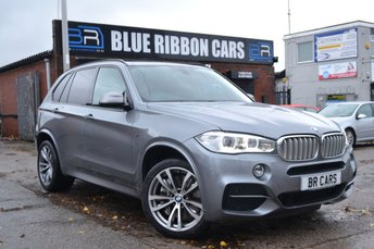 2014 BMW X5 3.0 M50D 5d AUTO 376 BHP £34990.00