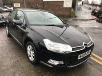 USED 2009 09 CITROEN C5 1.6 VTR PLUS HDI NAV 4d 110 BHP