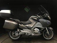 2013 BMW R 1200 RT 2013. 13475 MILES. FSH. SE AUDIO MODEL. TOP OF THE RANGE. £7990.00