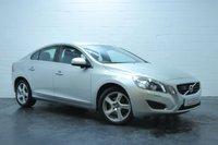 2012 VOLVO S60 VOLVO S60 SE LUX NAV D3 £7995.00