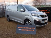 USED 2018 18 PEUGEOT EXPERT 1.6 BLUE HDI PROFESSIONAL LONG 6d 95 BHP