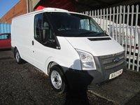 2013 FORD TRANSIT 280 SWB Low roof GAH Fridge Van  £8995.00