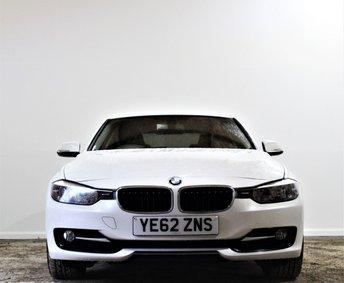 2012 BMW 3 SERIES 2.0 318D SPORT 4d AUTO 141 BHP £9999.00