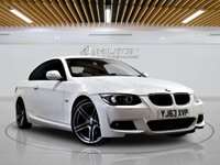 USED 2013 63 BMW 3 SERIES 2.0 320D M SPORT 2d AUTO 181 BHP +  Leather Interior, Bluetooth