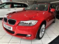 2010 BMW 3 SERIES 2.0 318D SE TOURING 5d 141 BHP £7995.00
