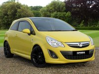 USED 2011 61 VAUXHALL CORSA 1.2 LIMITED EDITION 3d 83 BHP A fantastic little ray of sunshine.