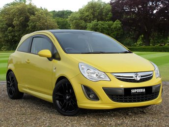 2011 VAUXHALL CORSA 1.2 LIMITED EDITION 3d 83 BHP £4494.00