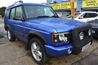 USED 2003 03 LAND ROVER DISCOVERY 2.5 TD5 XS 5d AUTO 136 BHP COMES WITH 6 MONTHS WARRANTY
