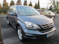 2011 HONDA CR-V 2.2 I-DTEC SE 5d 148 BHP £6895.00