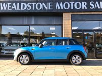 2015 MINI HATCH ONE 1.2 ONE [Pepper PK + Visual Boost] 5d 101 BHP £9500.00