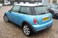 USED 2005 05 MINI HATCH COOPER 1.6 Cooper 3dr £5000 Of Factory Fitted Extras