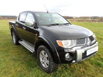 2009 MITSUBISHI L200 2.5 4WD WARRIOR DCB 1d 134 BHP