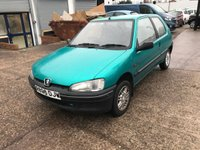 USED 1997 PEUGEOT 106 1.1 XN 3d 59 BHP LOW MILEAGE ONLY 19,000 MILES-12 MONTHS MOT-IMMOBILISER-LOW INSURANCE GROUP