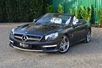 USED 2014 14 MERCEDES-BENZ SL 5.5 SL63 AMG 2d AUTO 537 BHP