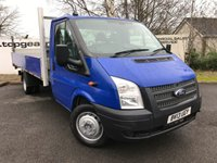 USED 2013 13 FORD TRANSIT 350 RWD 2.2 6 SPEED 14.5 DROPSIDE ALLOY BODY TAILLIFT