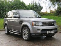 USED 2011 60 LAND ROVER RANGE ROVER SPORT 3.0 SDV6 SE 5d 255 BHP JUST £85 A WEEK