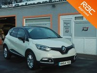 USED 2015 64 RENAULT CAPTUR 1.5 DYNAMIQUE MEDIANAV ENERGY DCI S/S 5d 90 BHP Sat Nav - Bluetooth - Zero road tax