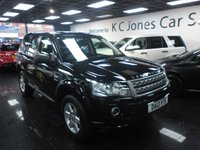 2013 LAND ROVER FREELANDER 2.2 SD4 GS 5d AUTO 190 BHP £SOLD