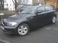 2009 BMW 1 SERIES 2.0 118D SE 5d 141 BHP £3695.00