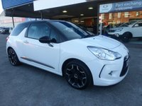 USED 2013 63 CITROEN DS3 1.6 DSTYLE PLUS 3d 120 BHP GOT A POOR CREDIT HISTORY * DON'T WORRY * WE CAN HELP * APPLY NOW *