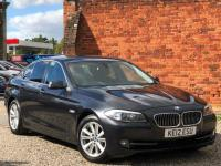 USED 2012 12 BMW 5 SERIES  2.0 528i SE 4dr Zero Deposit Low Rate Finance Available