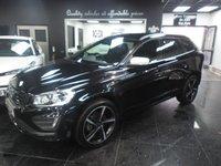 2014 VOLVO XC60 2.4 D5 R-DESIGN NAV AWD 5d AUTO 212 BHP £16999.00