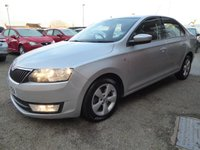 USED 2013 13 SKODA RAPID 1.2 SE GREENTECH TSI 5d 104 BHP Extra Spec Car Brilliant Value Skoda Deal With A Great Spec