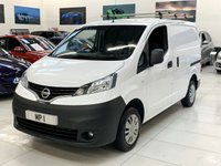 USED 2016 66 NISSAN NV200 1.5 DCI ACENTA 6d 110 BHP 6 DOOR DIESEL PANEL VAN