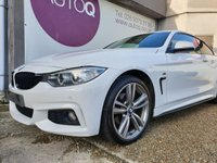 USED 2014 BMW 4 SERIES 2.0 420D XDRIVE M SPORT 2d AUTO 181 BHP