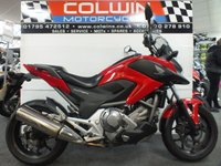2013 HONDA NC700 670cc NC 700 XD-C  £3495.00
