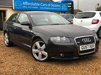 2007 AUDI A3 1.8 TFSI S LINE 3d AUTOMATIC S-TRONIC £SOLD