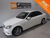 USED 2010 L MERCEDES-BENZ C CLASS 2.1 C250 CDI BLUEEFFICIENCY SPORT 4d 204 BHP BEAUTIFUL MERCEDES  C250 FINISHED IN GLEAMING WHITE, THIS CAR HAS BEEN MAINTAINED REGARDLESS OF COST,AND IS IN PRISTINE CONDITION FULL MERC, SERVICE HISTORY 6 STAMPS, THE CAR HAS SOME AMAZING SPEC INC, ELEC SEATS,  ELEC  MIRRORS, ELEC WINDOWS, MOBIL SAT NAV ,MULTI FUNCTION STEERING WHEEL, ELEC BOOT OPEN, PARKING SENSORS , AIR CONDITIONING JUST TO LIST BUT A FEW  ,